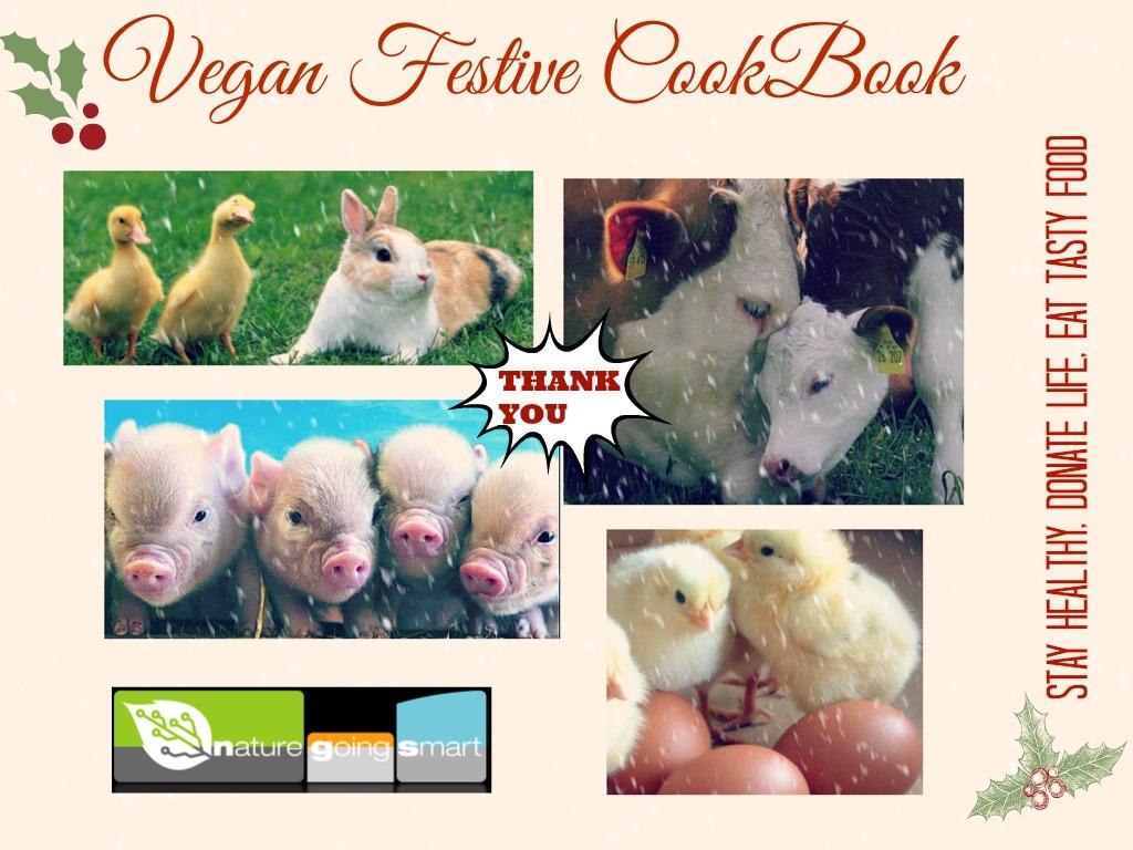 Vegan Festive CookBook
