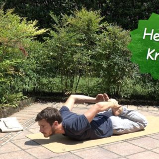 Nature Going Smart - Yoga & Knees